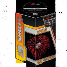 """Stobru bloks, baterija, salūts """"VIS"""" PXB2413"""