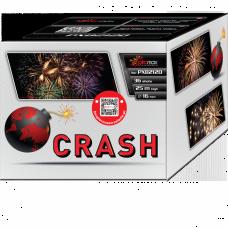 """Stobru bloks, baterija, salūts """"CRASH"""" PXB2120"""