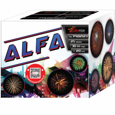 "Stobru bloks, baterija, salūts ""ALFA"" PXB2123"
