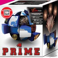 Stobru bloks, baterija, salūts ''PRIME'' PXB2212