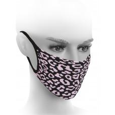Sejas maska LEOPARD, higiēnas maska.