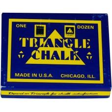"""Biljarda krīti """"Triangle"""" 12.gab Zili"""