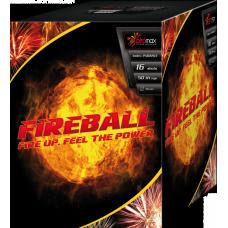 Stobru bloks, baterija, salūts  ''FIREBALL'' PXB2203
