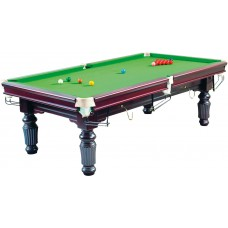 Snooker galds Buffalo 8ft sarkankoks