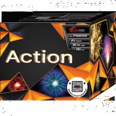 """Stobru bloks, baterija, salūts """"Action"""" PXB2122"""