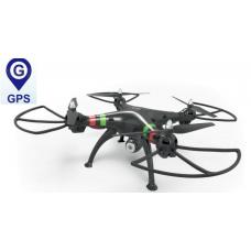 Kvadrakopteris Drons HELICUTE Mirage H809HW VGA