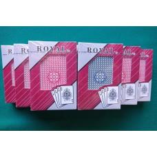Spēļu kārtis ar plastikāta virsmu