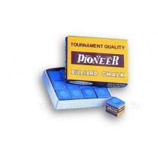 "Biljarda krīti ""Pioneer"" 12.gab Zili"